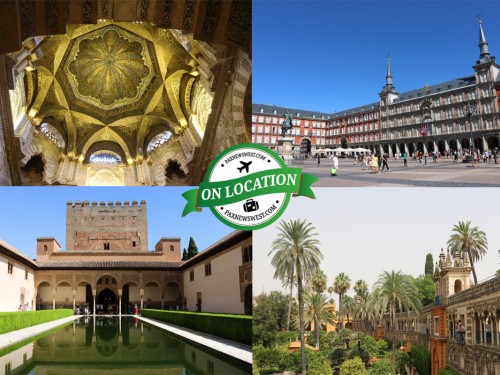 Discovering Moorish Spain with G Adventures