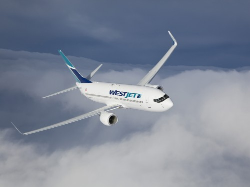 WestJet has a new single-day passenger record