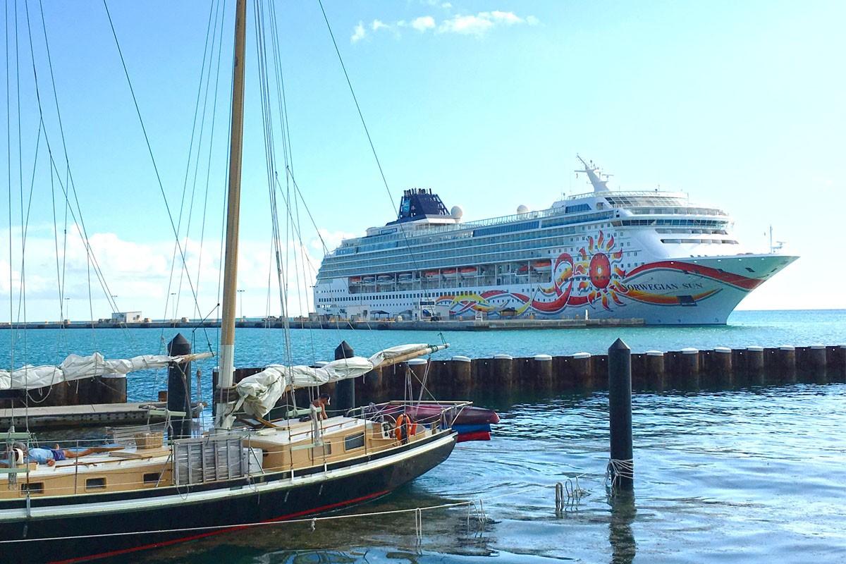 Three Norwegian ships now fully refurbished