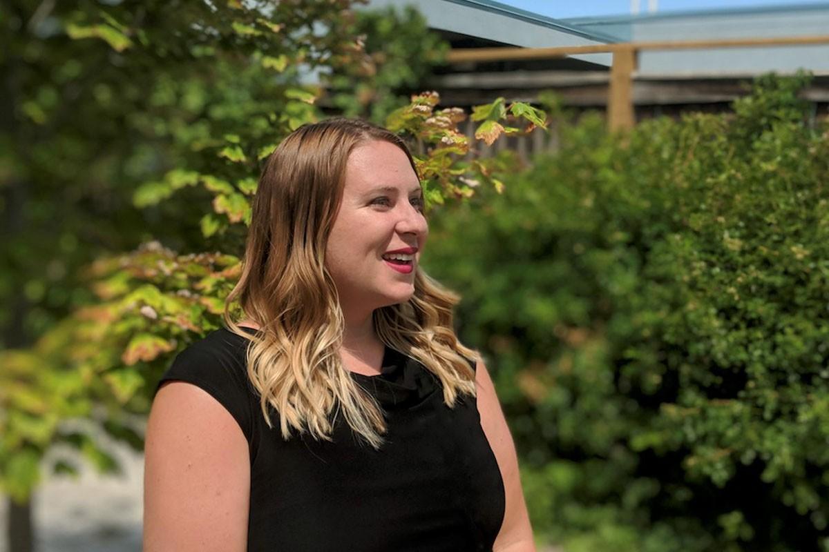 Kaylyn Skulski is Trafalgar's new sales manager for Alberta