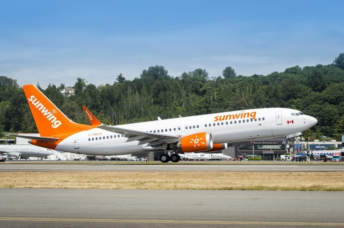 3X STAR Rewards on Sunwing bookings through August