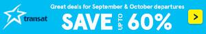 Transat - Standard banner (mobile) Aug 15