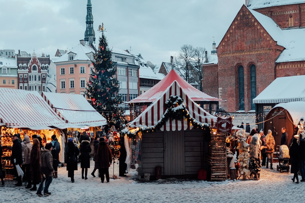 Trafalgar's newest program highlights Europe's favourite Christmas markets