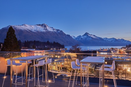 New Zealand opens its first smart hotel in Queenstown