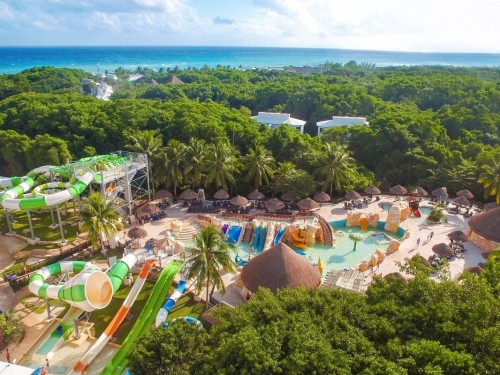 10 all-inclusive resorts with outstanding water parks