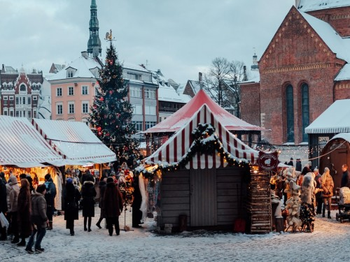 AmaWaterways and Goway offering special Christmas cruises