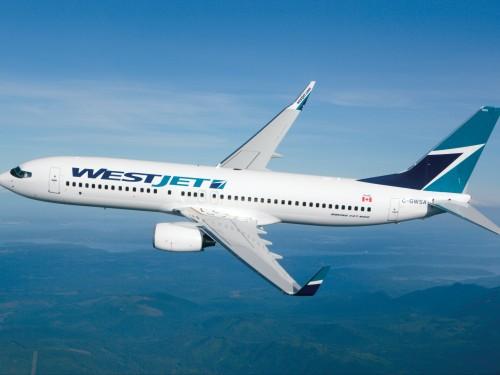 WestJet keeping its non-stop Edmonton-Las Vegas service