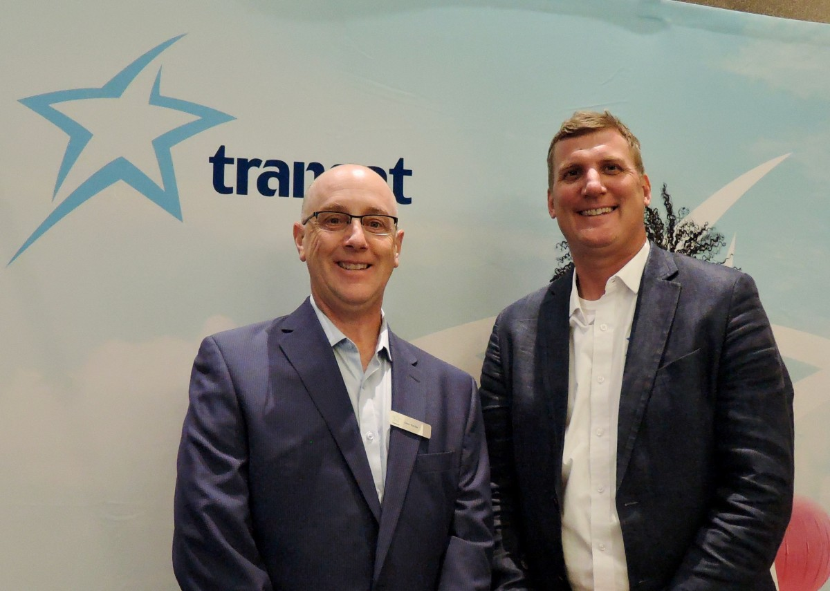 Transat's 2018-19 winter products unveiled in Vancouver last night