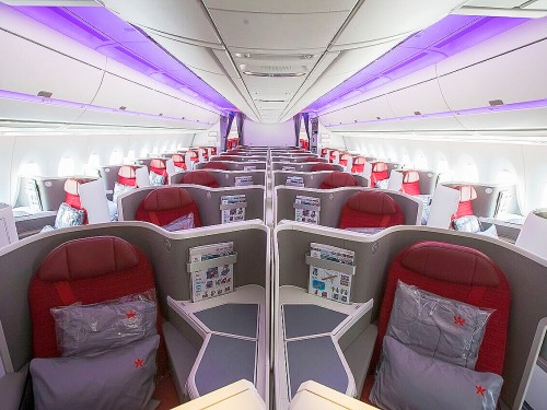 Hong Kong Airlines brings 33 new Business Class seats on board