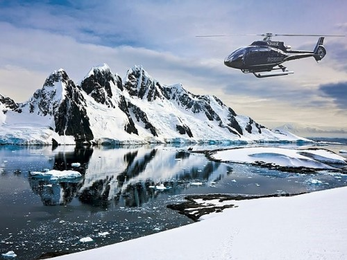 Scenic's Airbus H130 helicopters will arrive this week