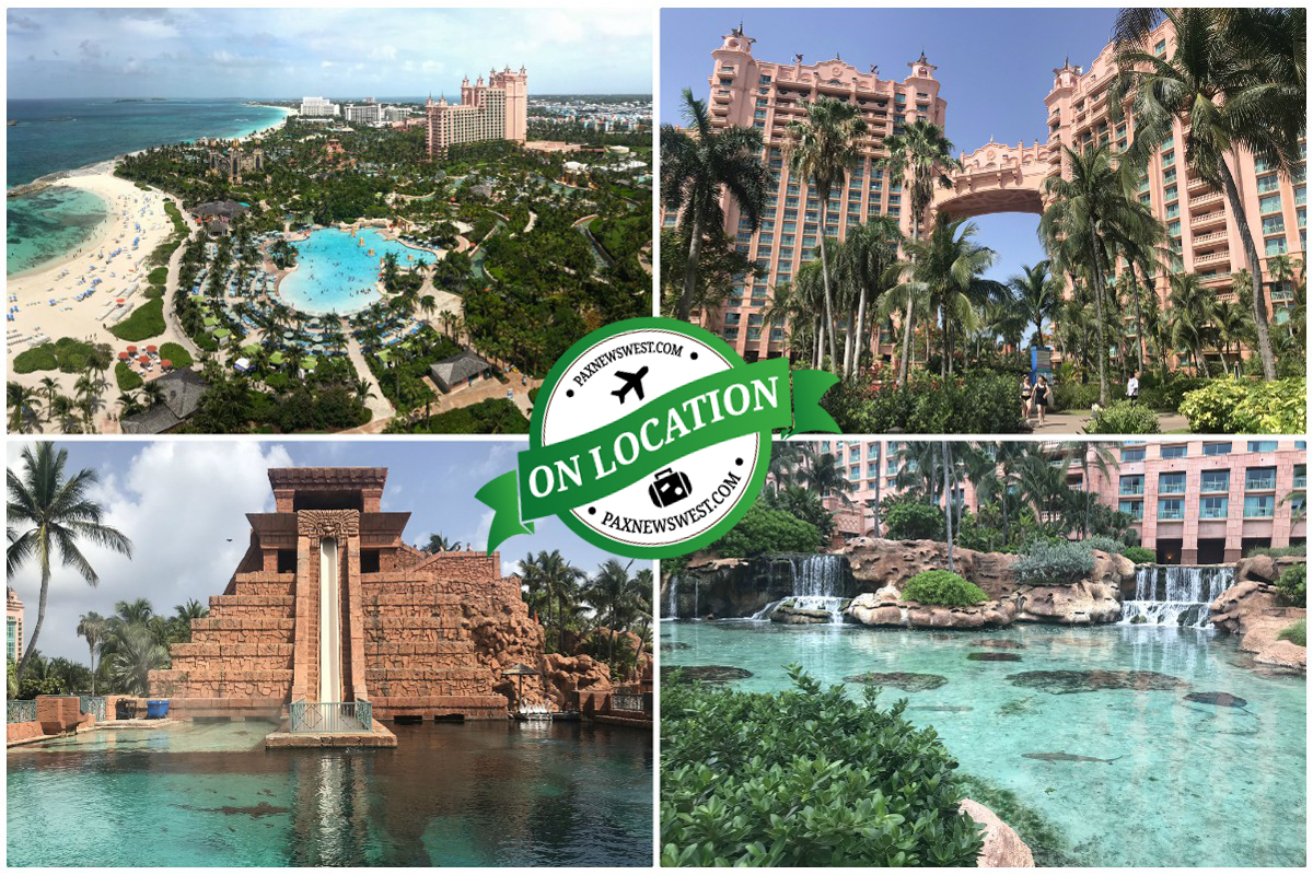 A Closer Look At Nassau's Atlantis Paradise Island