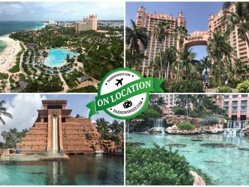 A closer look at Nassau's Atlantis Paradise Island