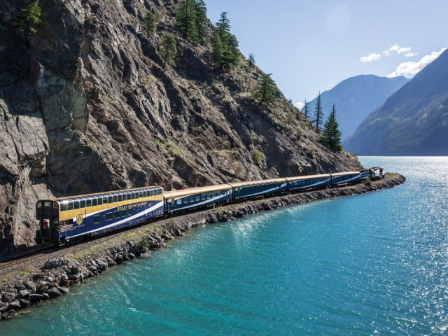 Rocky Mountaineer adds 4 new packages for 2019