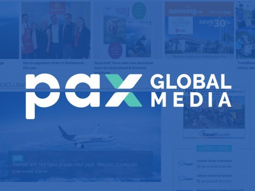 Logimonde media changes name to PAX Global Media Inc.