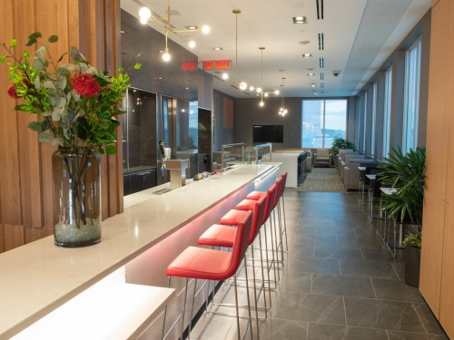 Air Canada Maple Leaf Lounge now open in Saskatoon