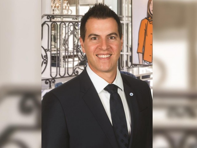 Uniworld names Carlo Rinaldi as Eastern Canada's new district sales manager