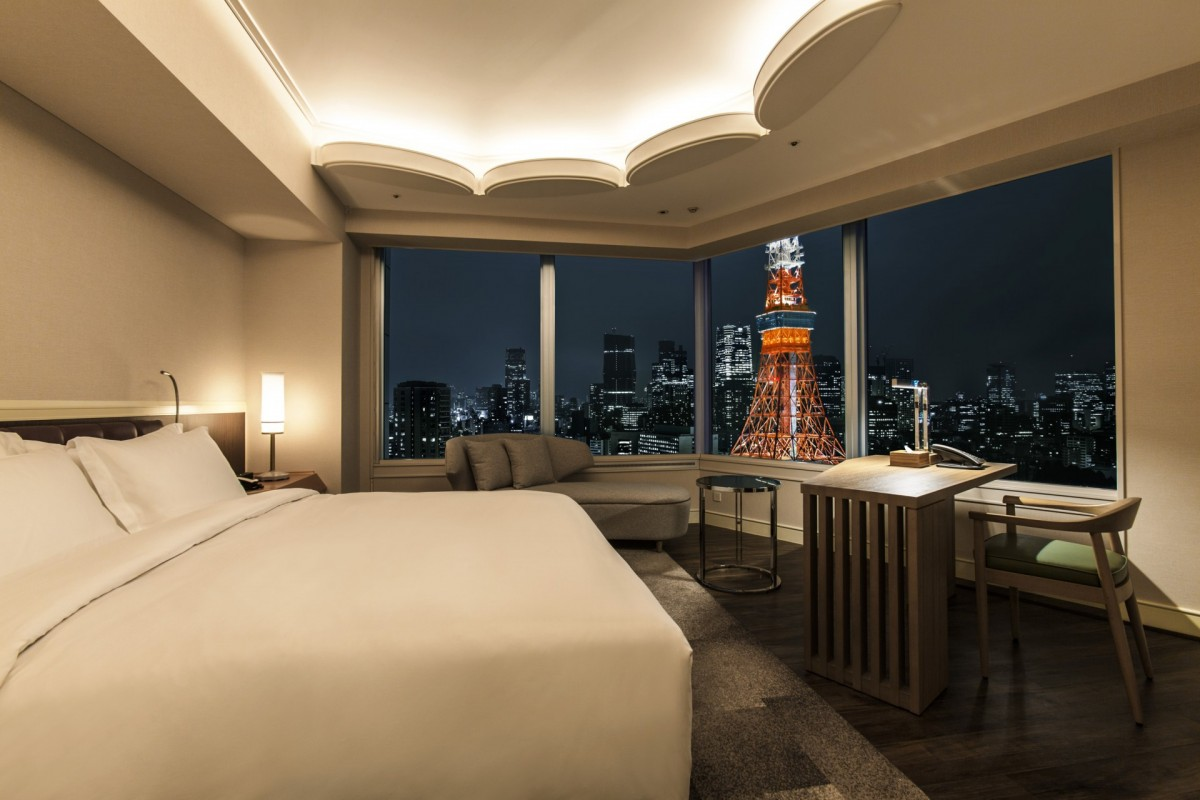 Prince Park Tower Tokyo's $22.5M reno revealed