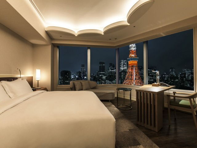 Prince Park Tower Tokyo's $22.5M reno revealed