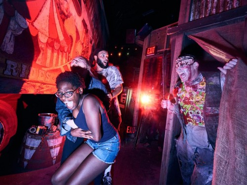 Universal Orlando Resort brings back Halloween Horror Nights