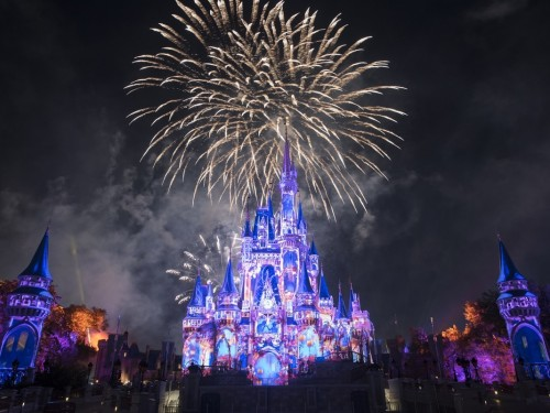 Major events taking place at Walt Disney World