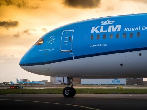 KLM is adding flights to Vegas next summer