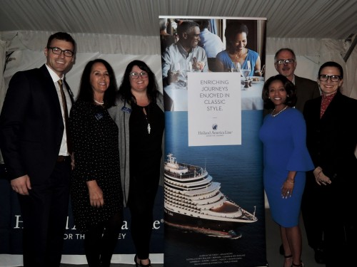 Holland America unveils new ship, new experiences in Vancouver
