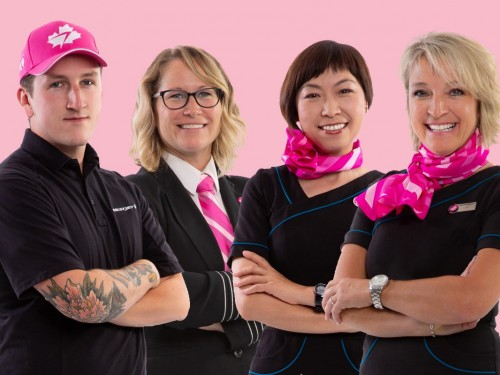 WestJet supporting CIBC Run For the Cure for third consecutive year