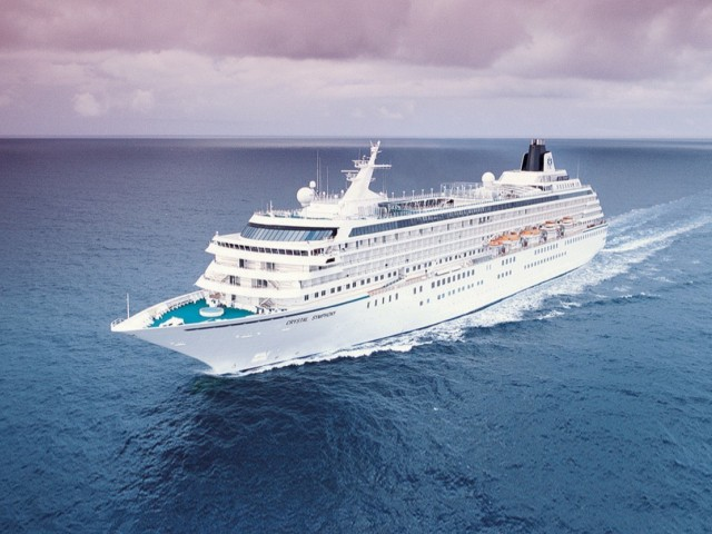 Solo travellers can experience Crystal Cruises for 1/4 of the cost