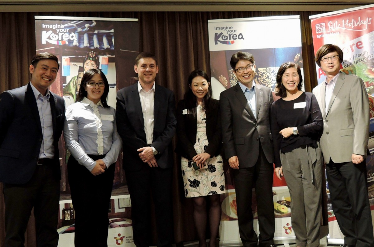 KNTO & Silk Holidays show Vancouver agents how to sell Korea