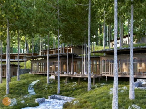 Tons of freebies for Virtuoso travellers at the Six Senses Bhutan