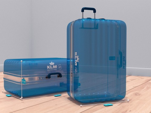 KLM adds its virtual suitcase to Messenger app