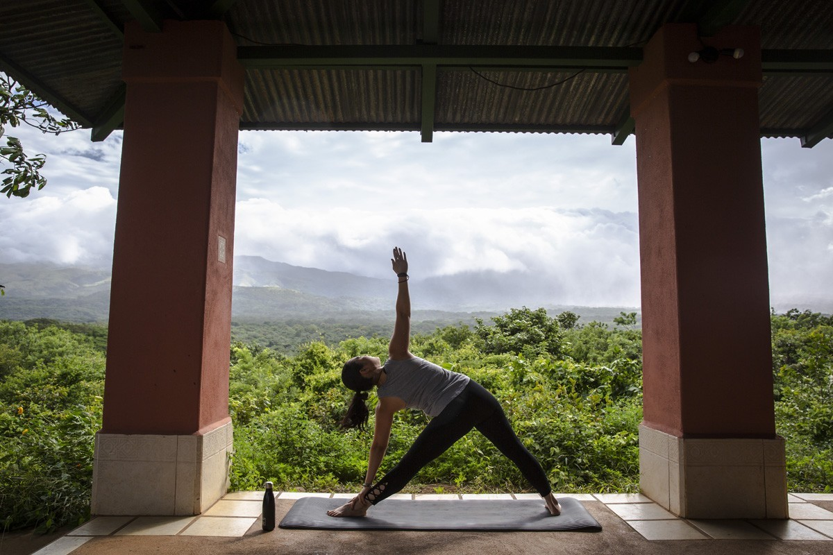 G Adventures' new Wellness program features yoga, nutrition & more
