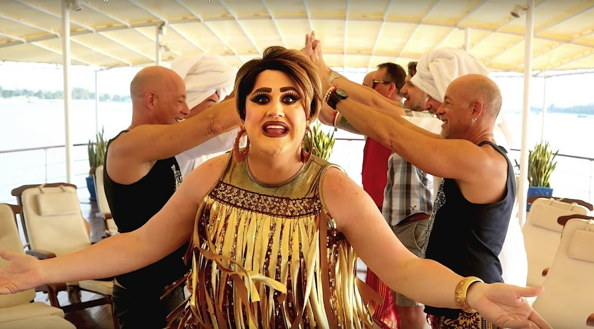A Canadian drag queen just made The Mekong a little more fabulous