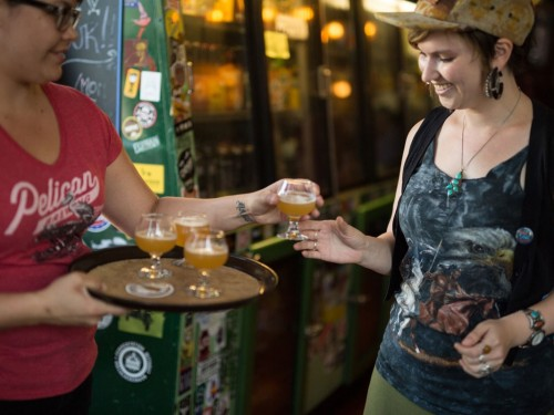 A U.S. craft brew odyssey