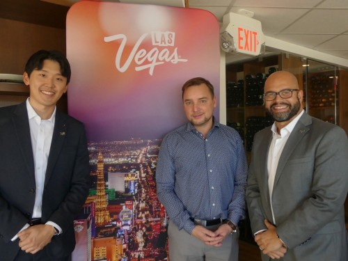 LVCVA: Canadian visits to Las Vegas are up