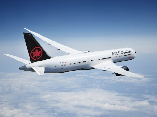 Air Canada ups frequency on 4 YVR flights