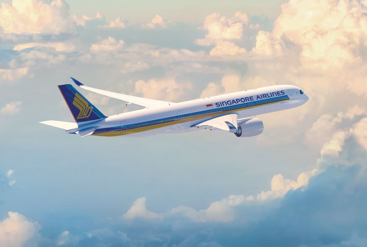 Singapore Airlines embarks on the world's longest flight