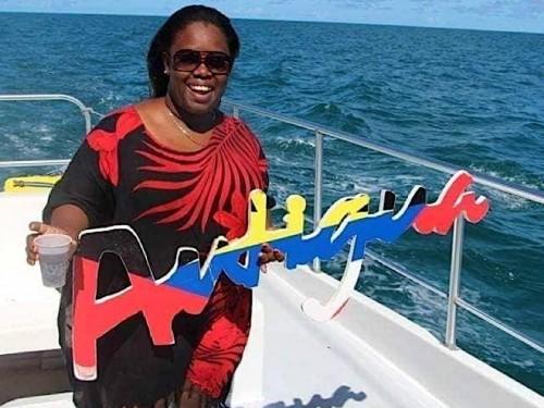 PAX checks in with Tameka Wharton from Antigua & Barbuda tourism