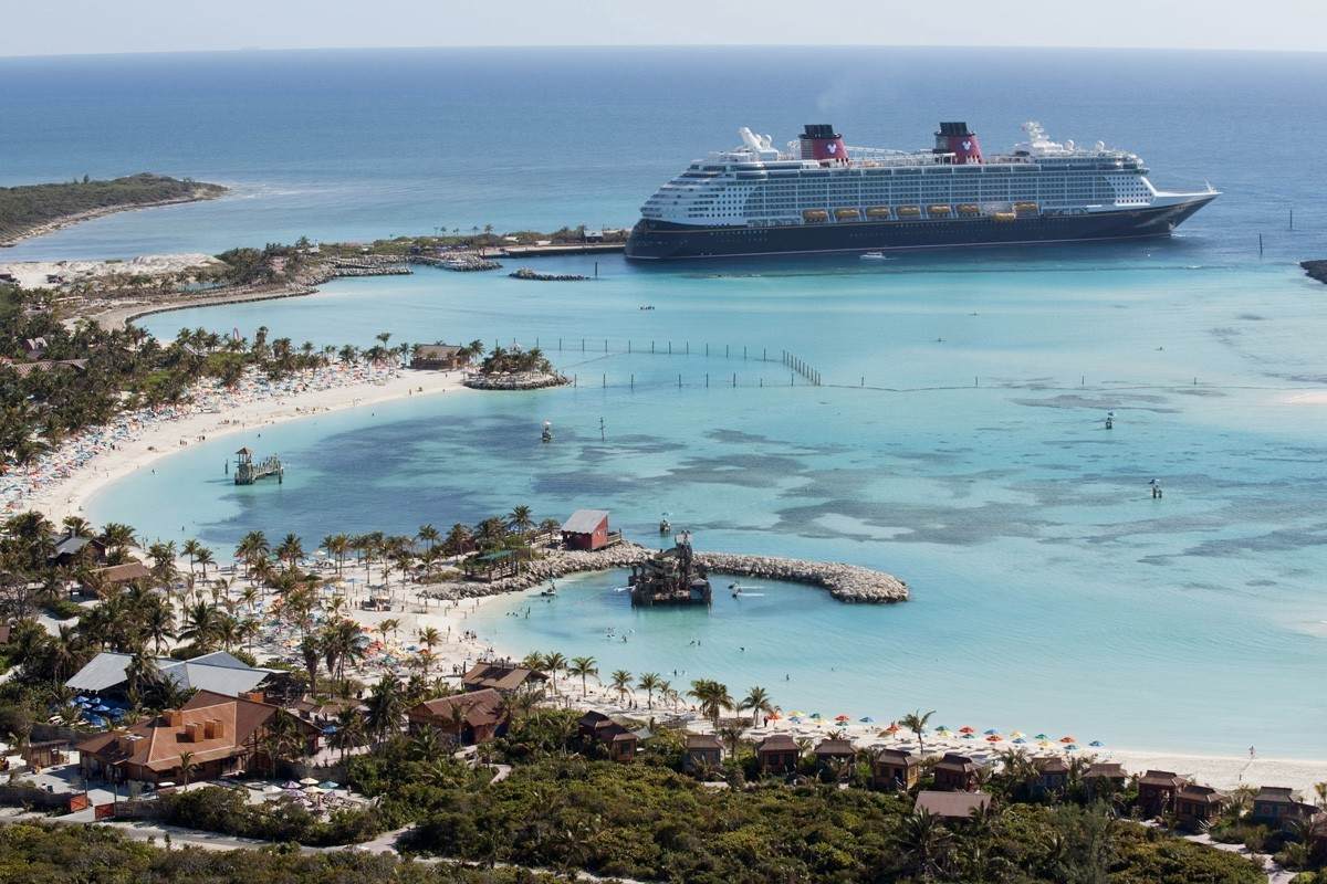 Disney will sail to a second spot in the Bahamas in 2021
