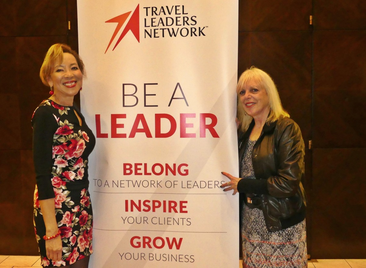 A chat with Christine James and Sue Urie of Travel Leaders Network