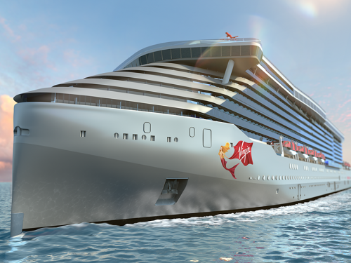 Virgin Voyages will get its 4th ship in 2023