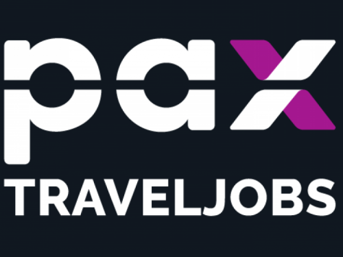 Looking for a job? Try PAX Travel Jobs today!
