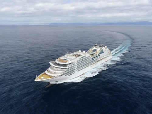 In the lap of luxury: these are the world's most luxurious cruise ships