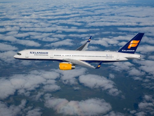 Icelandair is buying WOW air