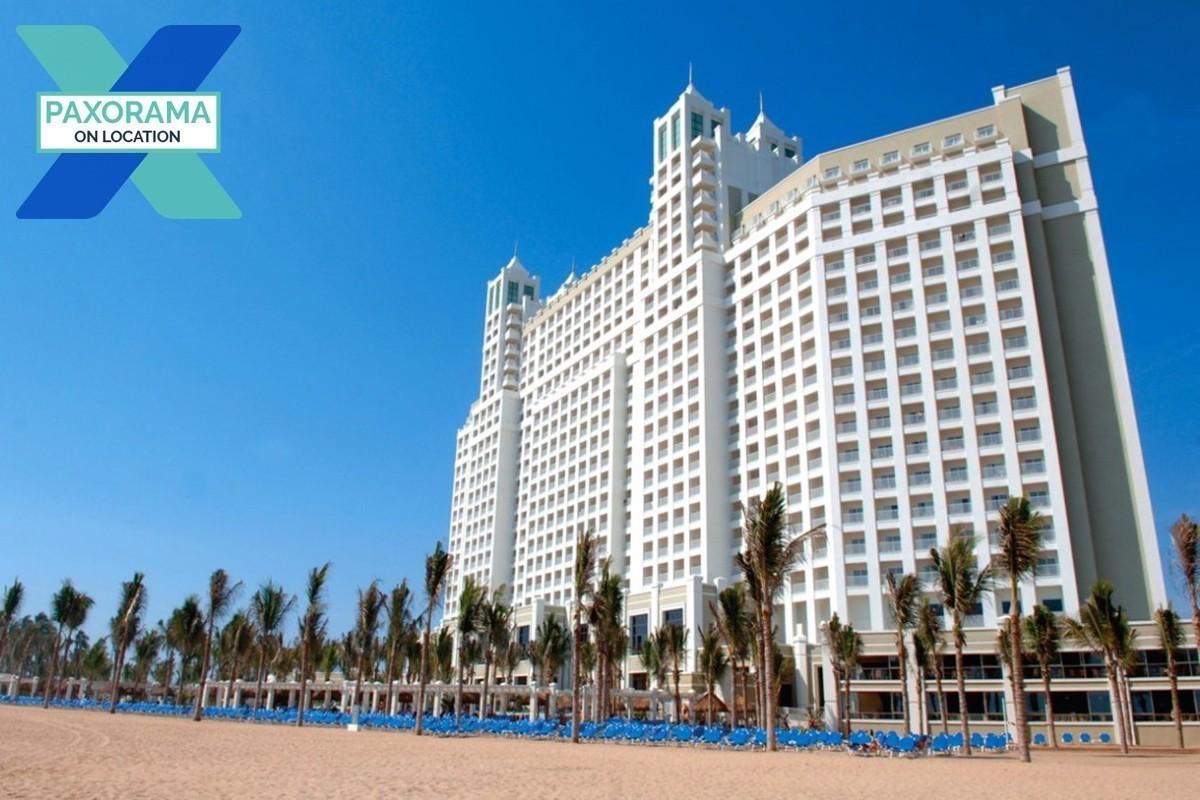 A look inside Mazatlán's Hotel Riu Emerald Bay