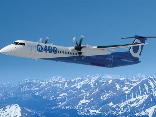 Bombardier cutting 5,000 jobs, selling Q Series aircraft program