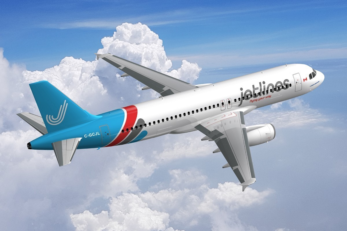Canada Jetlines will fly out of YUH