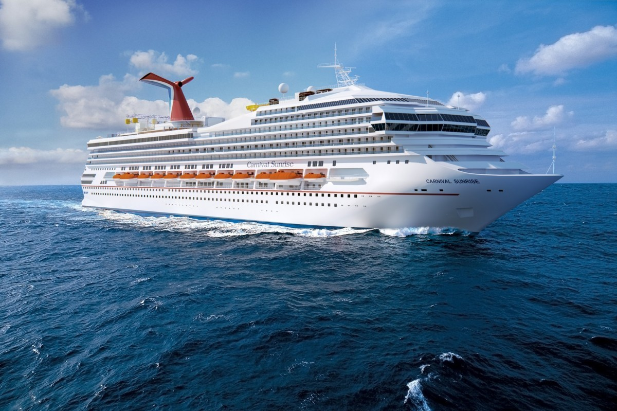 Carnival announces inaugural schedule for new Carnival Radiance
