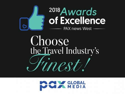 Our Awards of Excellence contest is back