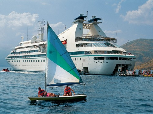 Passenger capacity to increase by 24% on three Windstar vessels